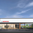 ホンダが国内四輪車販売店「ホンダ・カーズ」に新店舗デザイン「ホンダ・ディーラー・コンセプト2.0」を導入