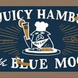 """全米No.1クラフトビール『BLUE MOON』と満月ハンバーグで""""中秋の名月""""をお祝い!『BLUE MOON』 × 「BON GOÛT HAMBURG」 for HARVEST MOON"""