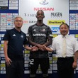 東京五輪候補GKオビが横浜FM加入内定会見「マリノスのサッカーに魅力を感じた」