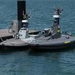 軍事とIT 第311回 無人ヴィークルを巡る最近の話題(8)USV(無人艇)で港湾を警備する