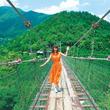「日本の滝百選」に選ばれた秘境の名瀑!奈良・十津川村の大自然に囲まれた笹の滝でパワーチャージコース