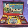 1950年にアメリカで発売された世界一危険なおもちゃ。A.Cギルバート社の「子供用原子力研究セット」