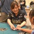Mリーグ・渋谷ABEMASの4選手が小学生と交流「逆にパワーもらった」「子どもの吸収力がスポンジ」