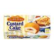 ~新提案!牛乳だけでフレンチトースト~ ロッテ『カスタードケーキ<メープル香るフレンチトースト風味>』2019年9月10日(火)に全国で発売