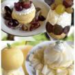 期間限定!和歌山県かつらぎ町産の「ぶどう」や「梨」を贅沢に使った新作パンケーキ&パフェが8月から登場!