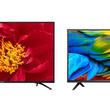 地デジ映像も4K解像度にアップコンバート 4K液晶テレビ