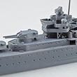 イギリス海軍重巡洋艦コーンウォールとドーセッシャーが青島文化教材社からウォーターラインモデルでキット化!