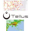 Tellusに「アメダス1分値」と「ASTER GDEM 2.0」が追加