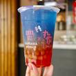海をイメージした青色タピオカドリンクがかわいい!台北「丸作食茶」でアナ スイコラボを発見【台湾】