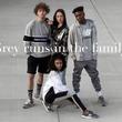 """グレーはニューバランスの色。""""Grey runs in the family""""キャンペーンをスタート"""