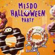 ポン・デ・リングも仮装姿に!ミスタードーナツ「MISDO HALLOWEEN PARTY」