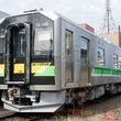 H100形電気式ディーゼルカー、函館本線「山線」に投入 キハ40形を置き換え JR北海道