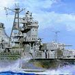 フジミ模型の「1/700特シリーズ」にて新金型で最上型重巡洋艦「最上」と「三隈」がそろってキット化!開戦時の姿を再現!!