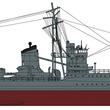 多彩なディテールアップパーツが付属した豪華仕様で1/350スケールキットの駆逐艦・浜風がハセガワから出航!!