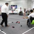 東京都主催のパラスポーツイベント『BEYOND PARK 秋葉原』に本学ボッチャ部「TOGAKUパラスポーツ」が参加