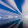 わずか5分しか見られない幻の瞬間 自然と琵琶湖の風景が美しい