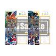 新規描き下ろしイラストも多数収録!「勇者シリーズ30周年卓上カレンダー2020」発売!