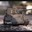 レゴのポルシェティーガーが爆走!?ブロック玩具で『ガールズ&パンツァー』レオポンさんチームの戦車を再現【ニコ動注目動画】