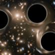予測不能のエネルギー。衝突コースにある3つの超大質量ブラックホールが発見される