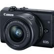 重さ約300g、2410万画素と4K動画撮影を実現した「EOS M200」登場