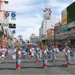 南九州最大の祭典 鹿児島県鹿児島市で「鹿児島市制130周年記念 第68回おはら祭」開催