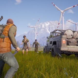 ゾンビサバイバルゲーム『State of Decay 2』が…