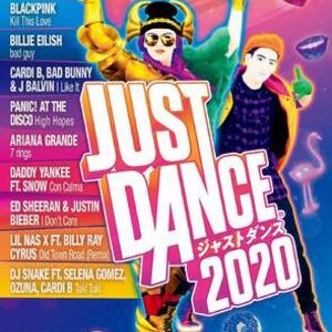 ジャスト ダンス 2020 switch