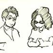 絵師「5月病マリオ」が早描き披露 吉田照美&みうらじゅんが嫉妬と賞賛