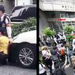 クルド人男性が路上で渋谷署の警察官にボ…