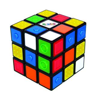 このルービックキューブ、見ないで揃えられる?
