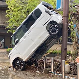 「暴れ川」氾濫から復旧に動き出す人吉市 悲し…