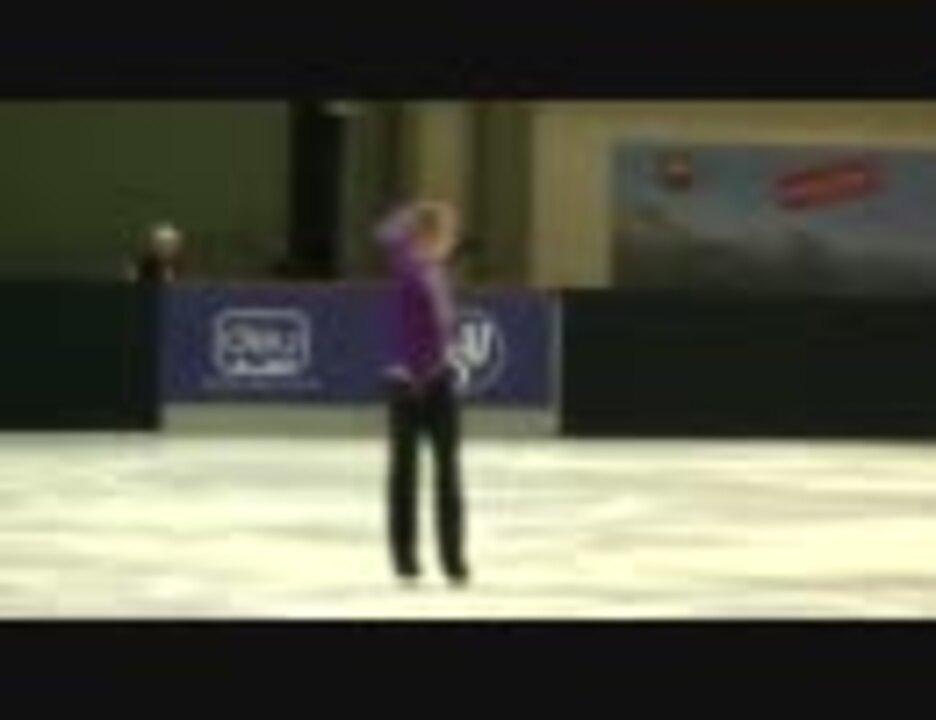 ジャン・ブッシュ 2011ネーベルホルントロフィー SP - ニコニコ動画