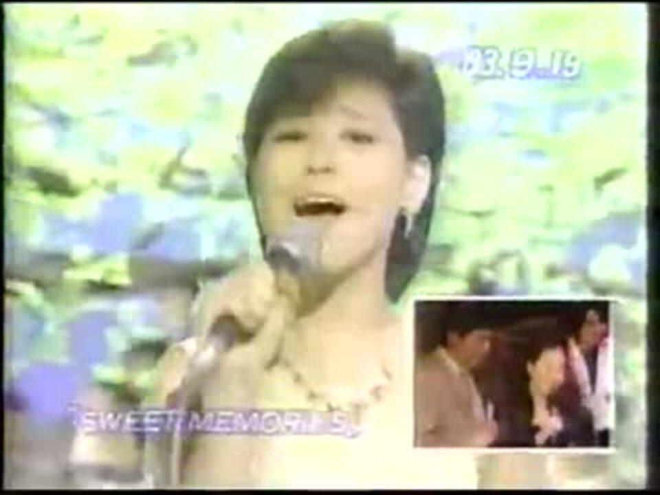 松田聖子 メドレー(聖子 さんま トーク付き) - ニコニコ動画