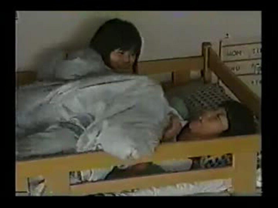 小学生ひろし&まゆ6/11・ベッドで交尾?