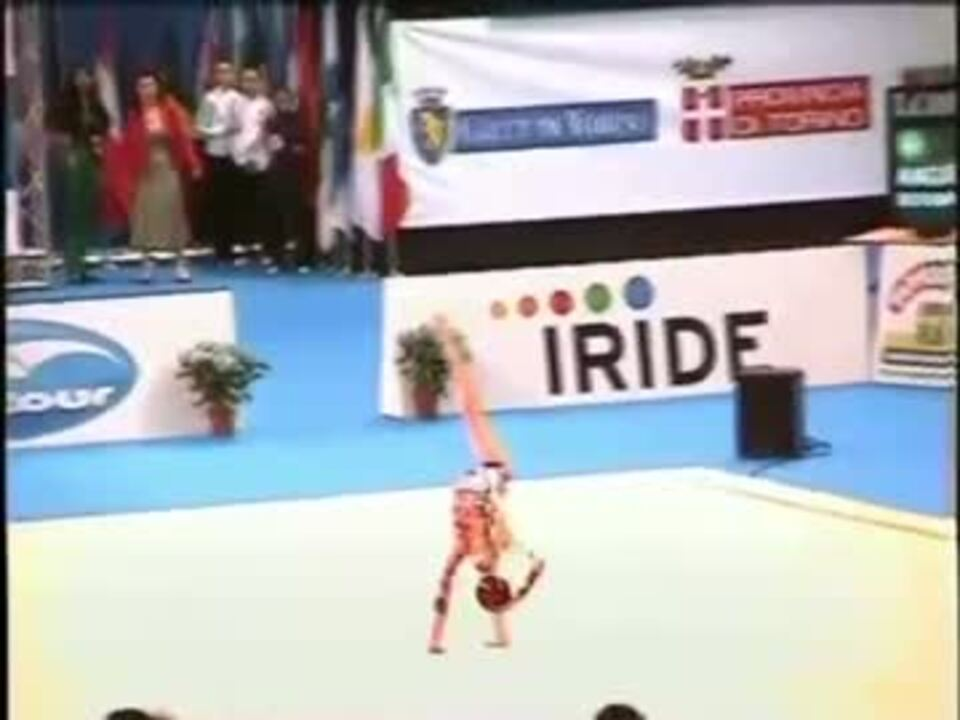 人気の「体操競技」動画 295本(5) - ニコニコ動画