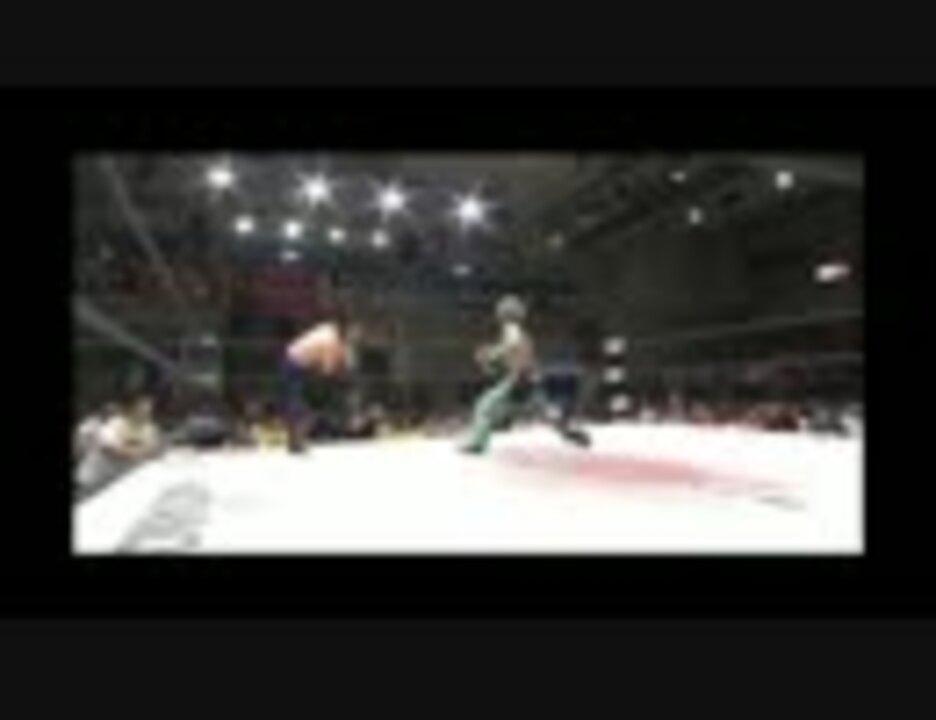 2012/6/7 【タッグマッチ】 ドラゴン・キッド&Gamma VS ジミー・ススム&ジミー・神田