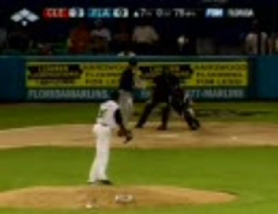 MLB2007]ドントレル・ウィリス - ニコニコ動画
