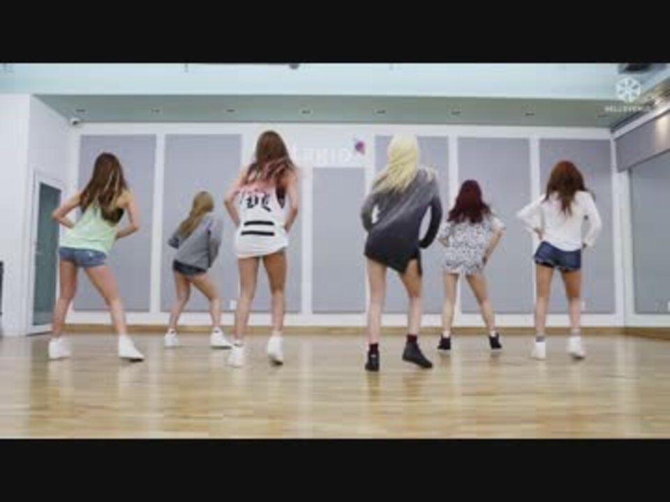HELLOVENUS 「WiggleWiggle」Choreography Practice