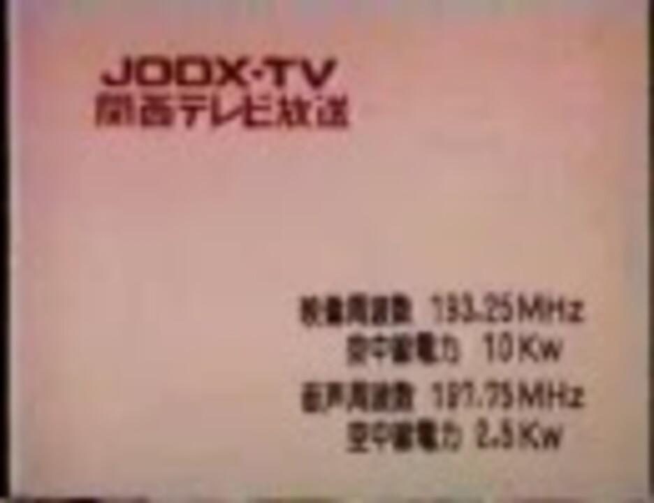 テレビ 関西