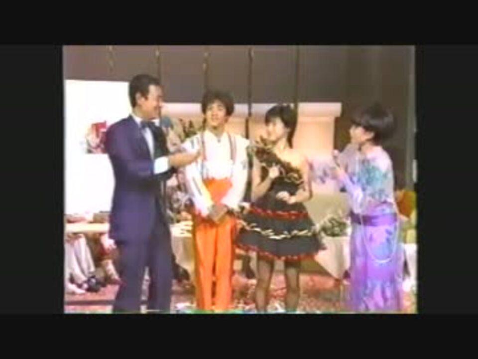 小麦色のマーメイド NINJIN娘 松田聖子&田原俊彦 - ニコニコ動画