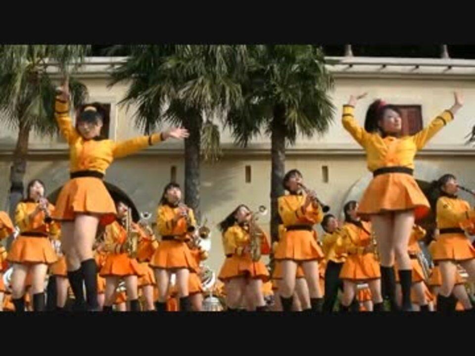 橘 高校 バンド 京都 マーチング