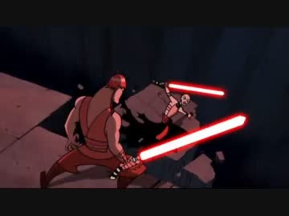 スター・ウォーズ クローン大戦1 - ニコニコ動画