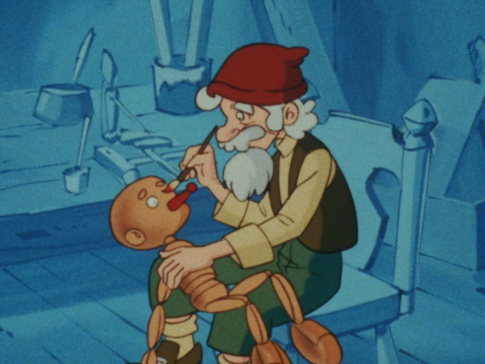 タイムボカン 第22話 「ピノキオの大冒険だペッチャ」