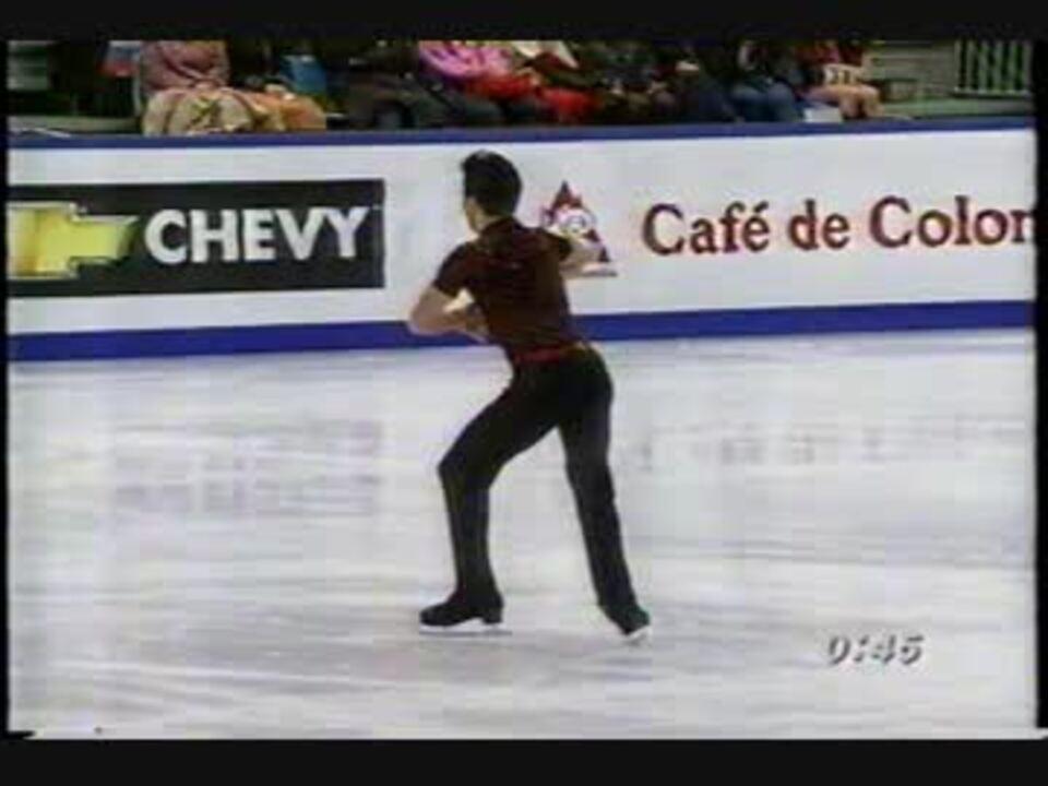2002長野ワールド マイケル・ワイス SP - ニコニコ動画