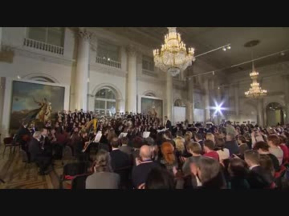 グリンカ:歌劇「皇帝に捧げた命」より 終曲の合唱「栄光あれ ...