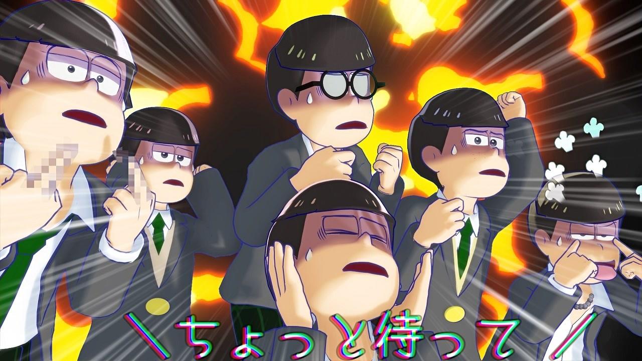 Mmdおそ松さん 18歳な松野で金曜日のおはよう 全松 ニコニコ動画