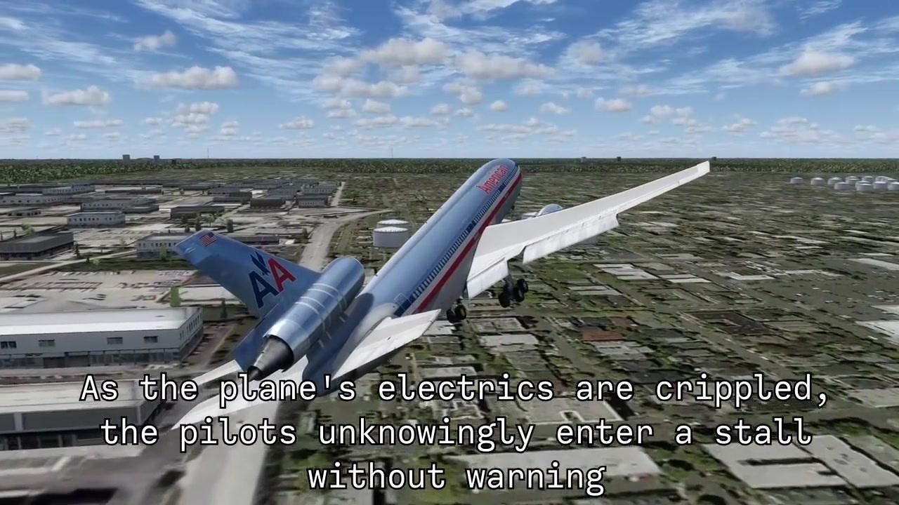 事故 衝突 デトロイト 空港