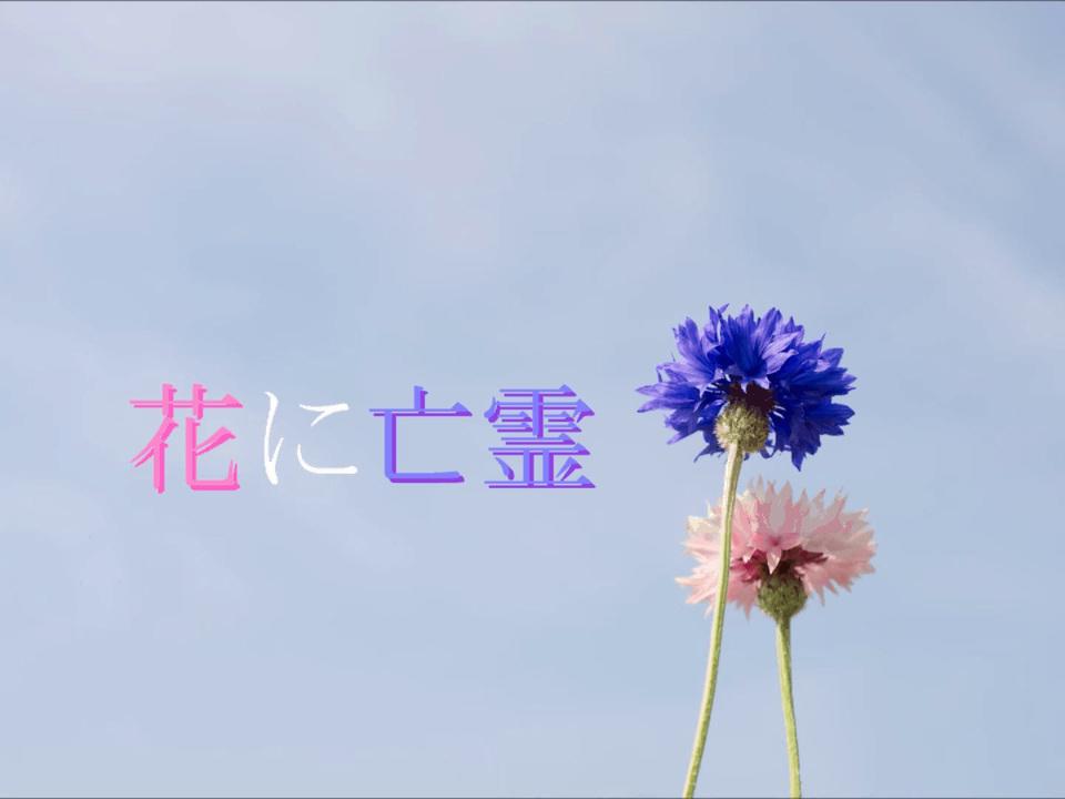花 に 亡霊 歌詞