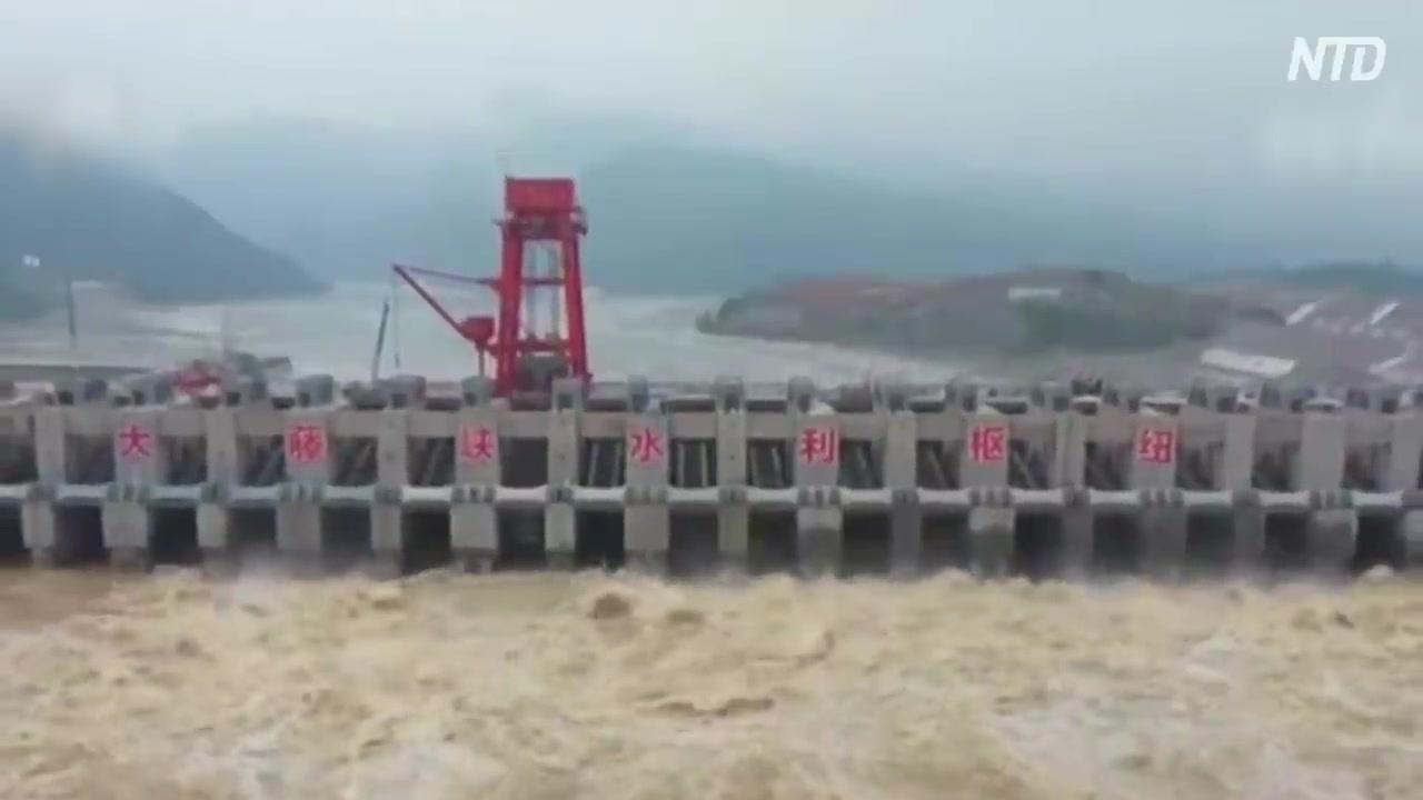 ツイッター 三峡 ダム