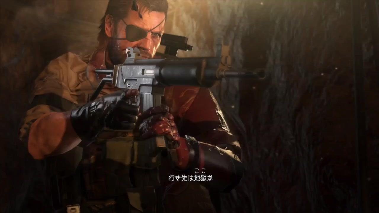 Metal Gear Solid5 隠密行動苦手なうちですがmgs5やってみる パート14 その3 ニコニコ動画